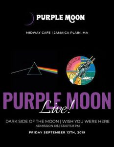 Purple Moon at Midway Cafe