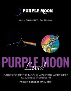 Purple Moon at Gulu-Gulu Cafe